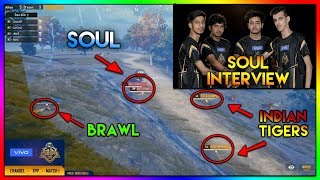 FIRST Match of PMCO India FULL GAMEPLAY + SOUL Interview || Highlight #49