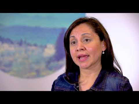 On role models….2019 Wisconsin Virginia Teacher of the Year, Sarahi Monterrey