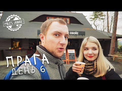 """Зоопарк и самая старая пивоварня в Праге """"U Fleku"""""""