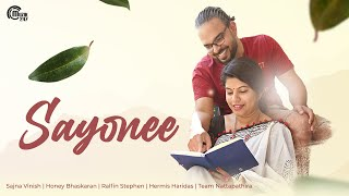 Sayonee – Soulmate | Music Video | Sajna Vinish | Ralfin Stephen | Honey Bhaskaran | Hermis Haridas