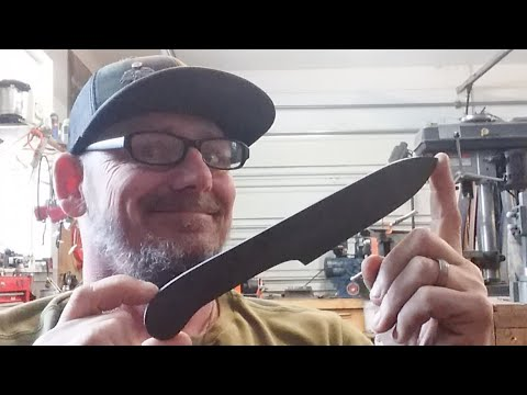 Epi 2 Interactive Knife Build, Building In Real Time.