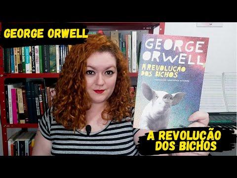 10 livros para 2020: A Revolução dos bichos - George Orwell | Livros e Devaneios