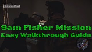 Ghost Recon Wildlands - Easy Way to Beat Sam Fisher Mission