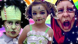 Halloween Face Paint Compilation | We Love Face Paint