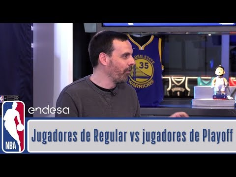 JUGADORES DE LIGA REGULAR vs JUGADORES DE PLAYOFFS