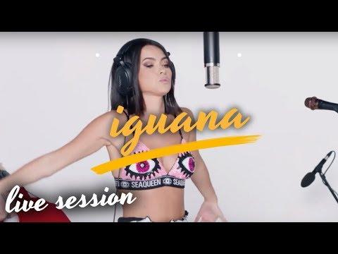 INNA - Iguana   LIVE SESSION