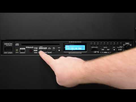 Denon DN-300Z Tuner and Media Player Overview