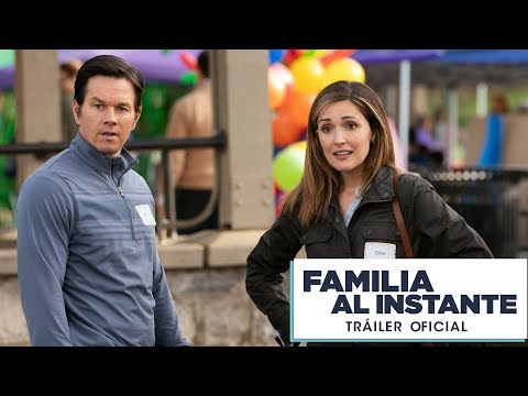 Familia Al Instante  trailer