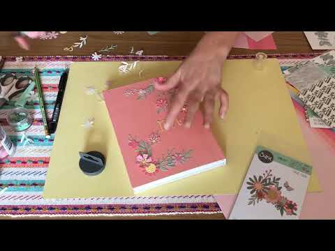 Jess is back with some making inspiration for the Sizzix Spring Box!