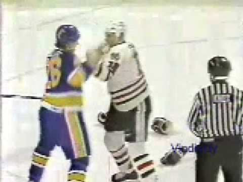 Duane Sutter vs. Mike Lalor