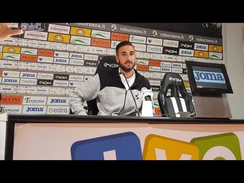 Guidone in Robur Siena-Arezzo 1-1