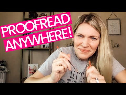 Proofread Anywhere - Caitlin Pyle Interview (MAKE MONEY ...
