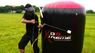 Archery Tag Singapore: Tips – Bunkers