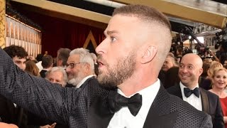 Justin Timberlake Oscars Opening Performance - Can't Stop That Feeling