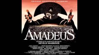"W.A. Mozart - Requiem, Confutatis (""Amadeus"" Soundtrack)"