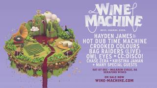 Wine Machine – McLaren Vale 2019