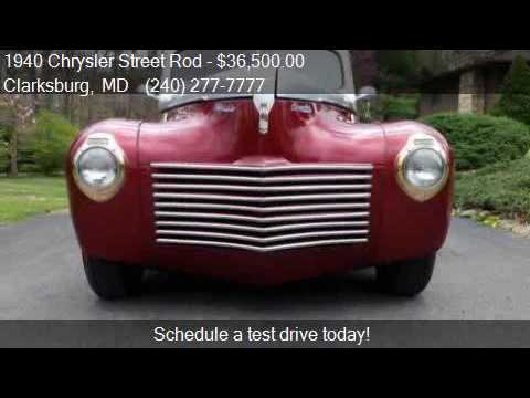 Video of '40 Street Rod - MM9M