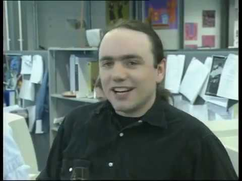 1996 BBC feature about the development of a new computer game called Grand Theft Auto.