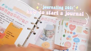 💫how To Start A Bullet Journal | Essentials, Tips, Affordable Supplies, Free Printables