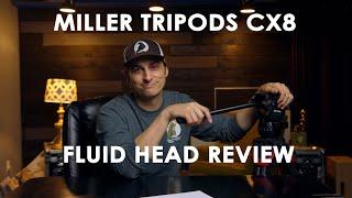 CX8 Fluid Head Review | Black Raven Films