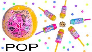 POP Toy Blind Bags ! LOL Surprise , Scented Pikmi Pops - Cookie Swirl C