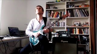 THE WIND THAT SHAKES THE HEART by Andy James | Cover by Adrian Thessenvitz
