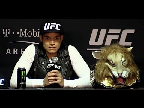 Amanda Nunes Rips Ronda Rousey's Coach After UFC 207 Destruction
