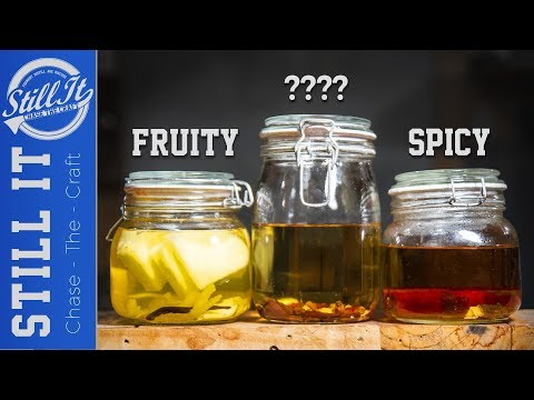 How To Make Three Spiced Rum Recipes : Extract Flavour With Infusion!