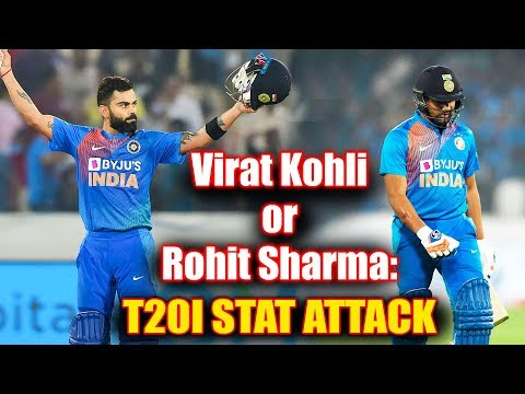 Virat Kohli or Rohit Sharma? A stat that justifies who is the King