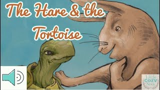 The Hare and the Tortoise READ ALOUD Fable for Kids