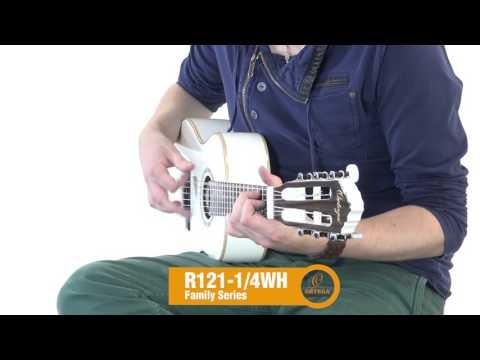 ORTEGA R121-1/4WH Dětská klasická kytara