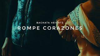 Video Rompe Corazones de Bachata Heightz