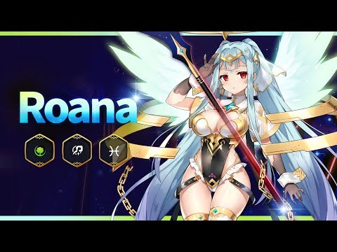 New Hero Preview – Roana