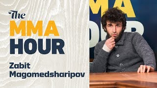 Zabit Magomedsharipov Reveals He Broke His Hand in Locker Room Prior To UFC 223