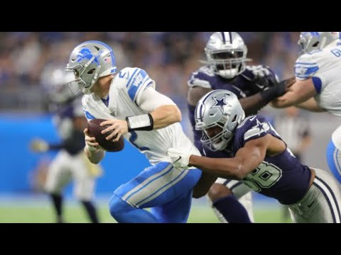 The Dallas Cowboys vs Detroit Lions | Live Reactions and Analysis