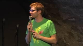 La compta c'était marrant, l'humour c'est sérieux   Thomas Wiesel   TEDxFribourg