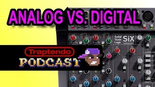 Analog VS Digital | Solid State Logic Six