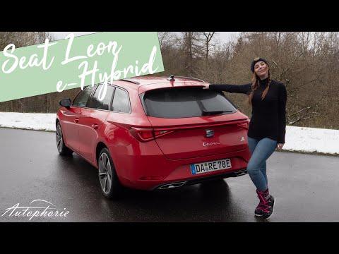 2021 Seat Leon Sportstourer FR 1.4 e-Hybrid (204 PS) Test - 60 km elektrisch? [4K] - Autophorie