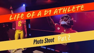 Life Of D1 Athletes: NCAA 2020 Picture Day Ep.2