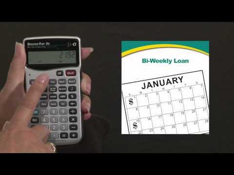 Qualifier Plus IIIx - Biweekly Loan Savings