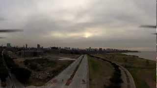 preview picture of video 'toma aerea de vicente lopez'