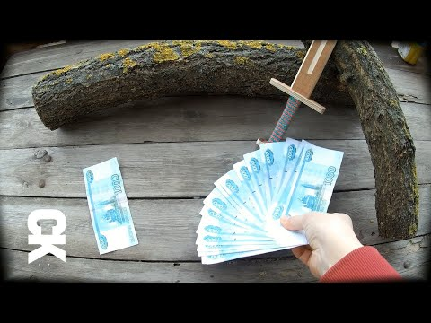 ⚫ КУПИЛ МАТЕРИАЛА на 1000 рублей и ЗАРАБОТАЛ 24000 !МИНИ БИЗНЕС своими руками !