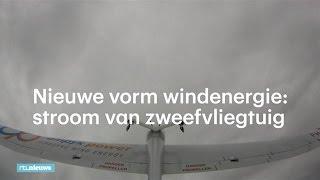 Alternatief voor windmolens: een zweefvliegtuig - RTL NIEUWS