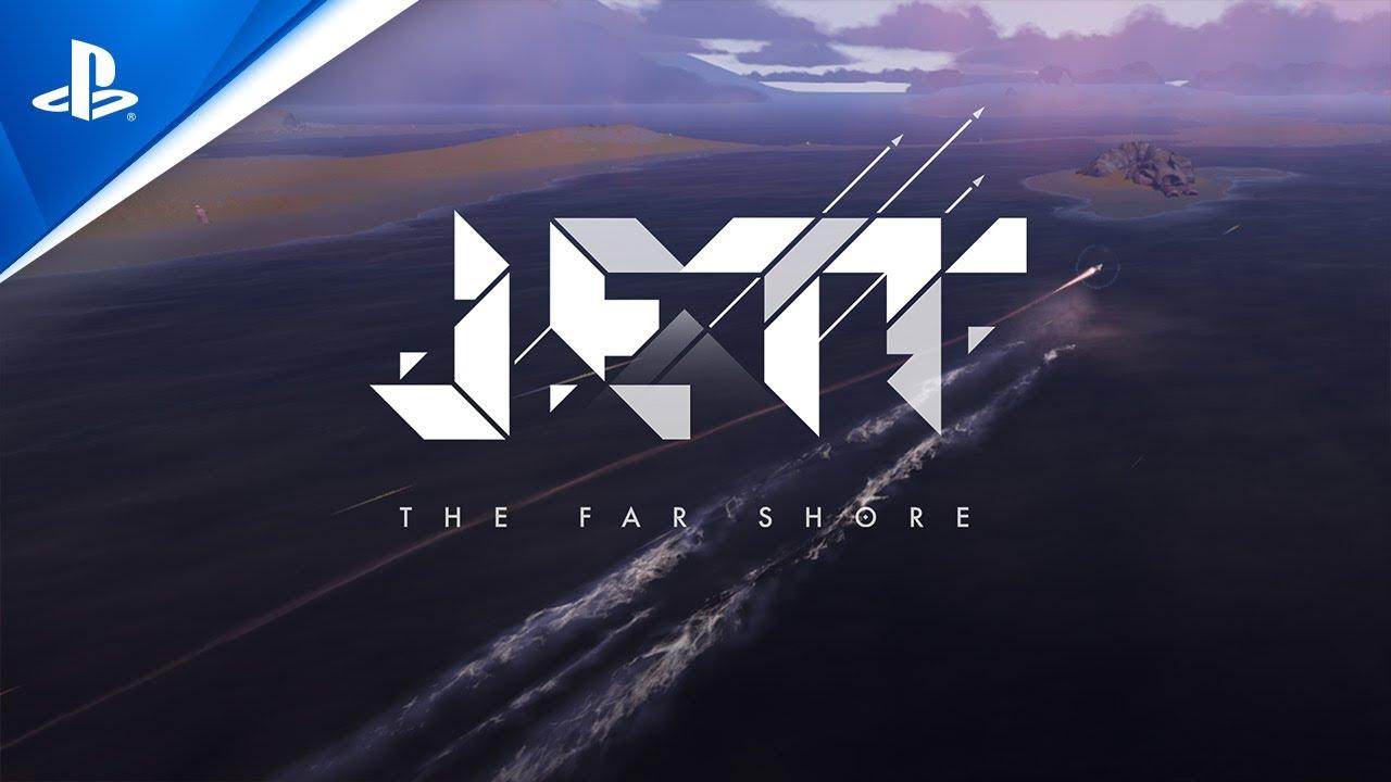 Erste Einblicke in das Gameplay von Jett: The Far Shore