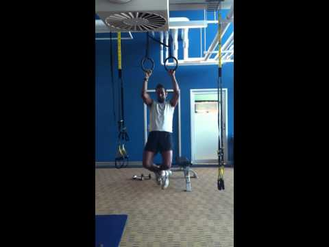 suspended pullups