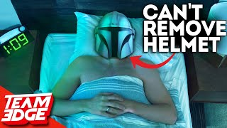 Living by the Mandalorian Code for 24 HOURS!! *Survival Challenge!*