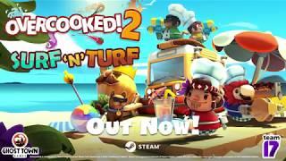 VideoImage1 Overcooked! 2 - Surf 'n' Turf