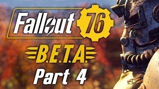 Fallout 76: XBox BETA - Part 4 - Medical Emergencies
