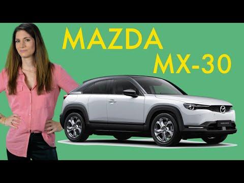 Mazda MX-30 (2021) - alles anders als normal
