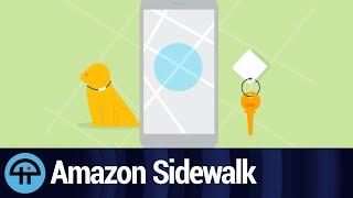 Amazon Sidewalk Terrifies Us